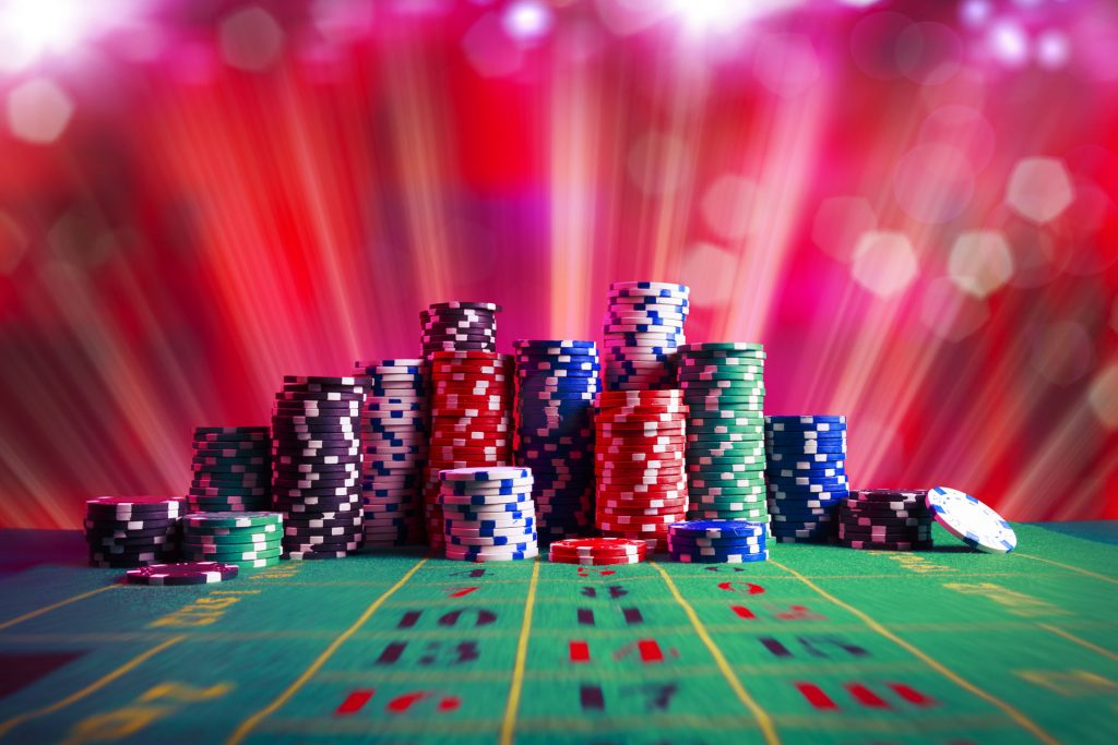Overjoyed with the breathtaking experience on online casino