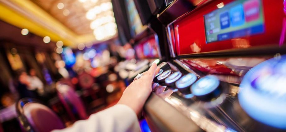 gambling slot definition