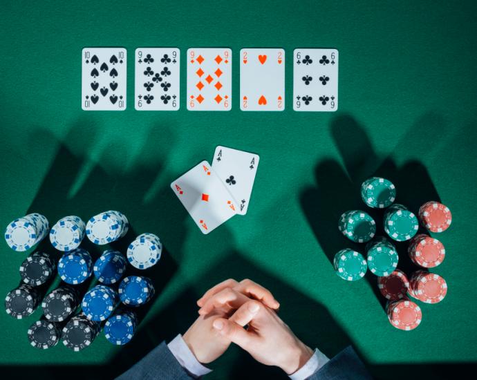 poker games dataset